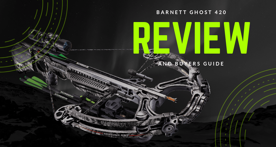 Barnett Ghost 420 reviews