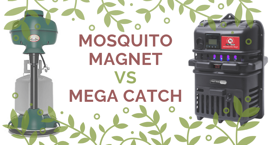 Mosquito magnet vs Mega catch