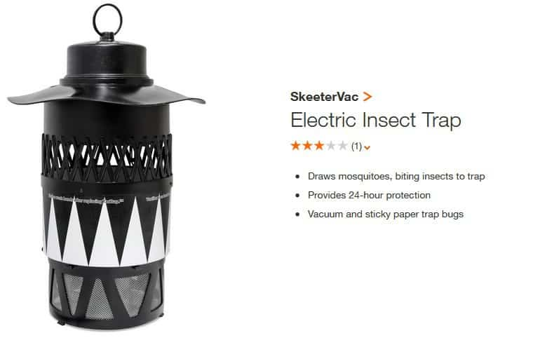 mosquito traps for indoors