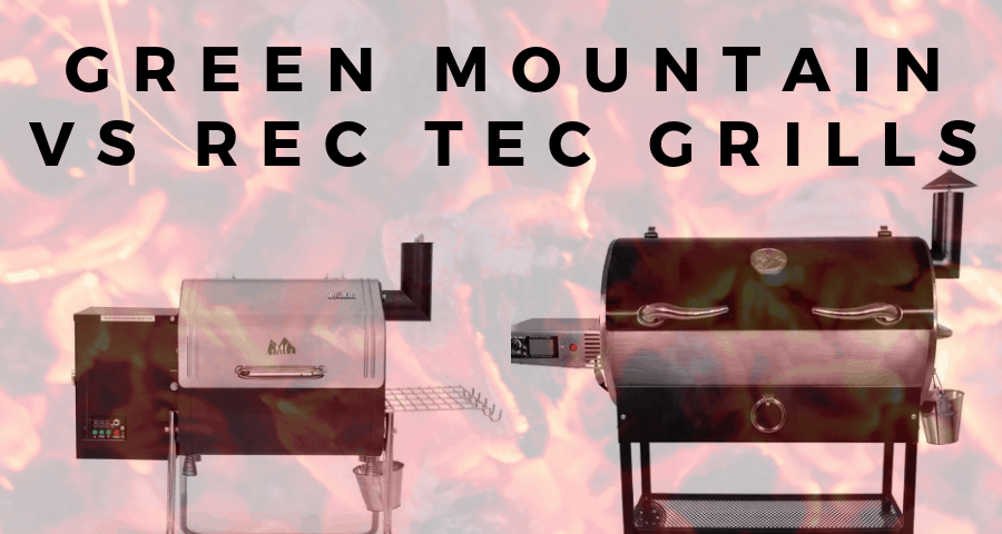 rec tec grills vs green mountain grills