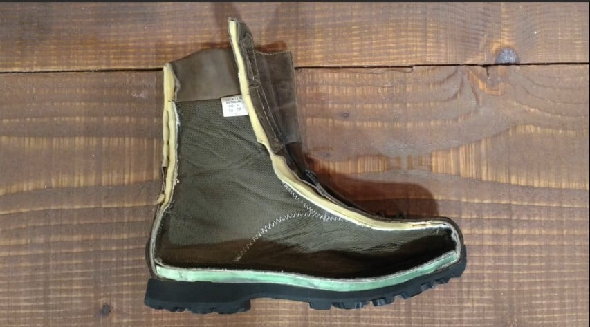 kentrek mountain boot insulation