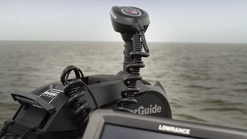 motorguide works with lowrance