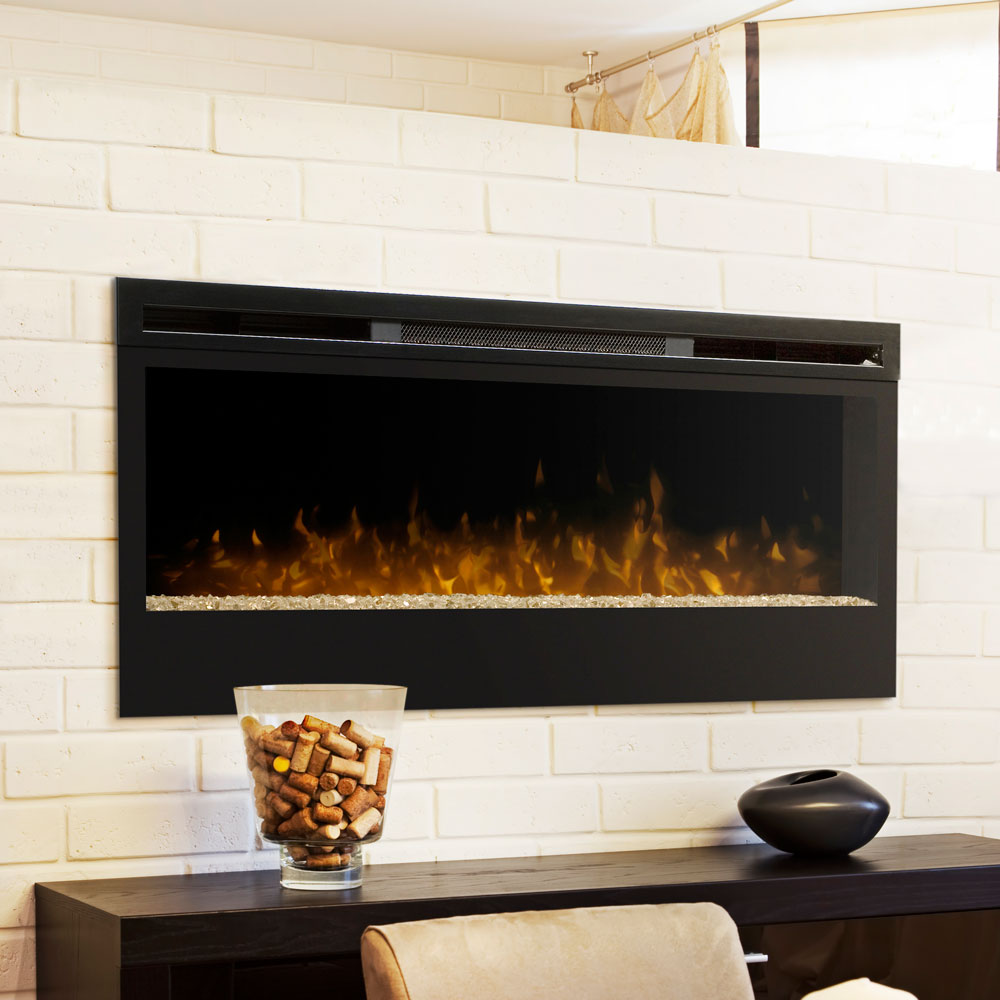 dimplex linear fireplace review