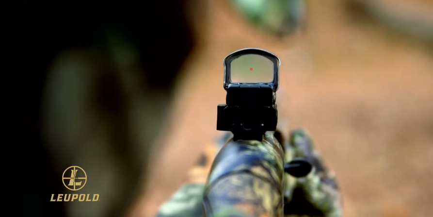 best optics for duck hunting