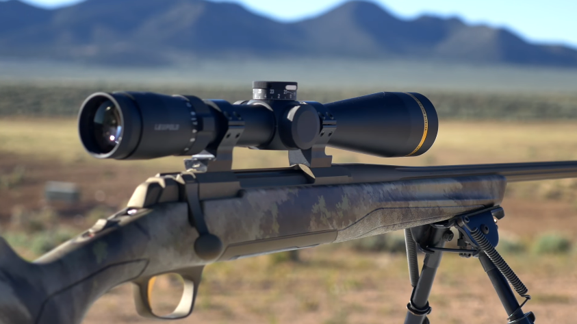 leupold vx5hd review